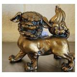 Andrea by sadek Foo dog porcelain figurine #166