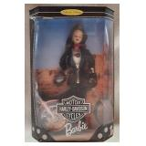 Vintage collectible Harley Davidson Barbie doll