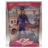 Special edition pilot barbie doll in the box