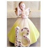 Dakin Josef Original Porcelain Birthday Doll #13