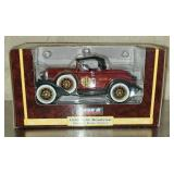 Case 1930 Ford Roadster die-cast model 1/25th
