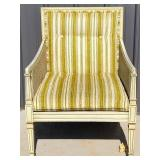 Vintage Upholstered Decorative Chair