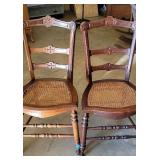 Pair of Antique Eastlake Chairs