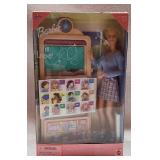 Vintage collectible barbie doll sign language