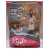 Vintage collectible Dentist Barbie in the box
