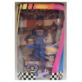 Collectors edition 50th anniversary nascar barbie