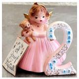 Dakin Josef Original Porcelain Birthday Doll #2