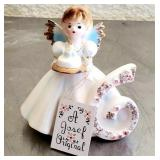 Dakin Josef Original Porcelain Birthday Doll #6