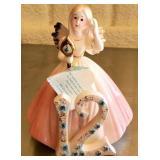 Dakin Josef Original Porcelain Birthday Doll #12