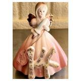 Dakin Josef Original Porcelain Birthday Doll #14