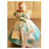 Dakin Josef Original Porcelain Birthday Doll #16