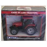 ERTL case IH cc80 metal die cast tractor
