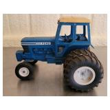 ERTL Blue Ford 9700 Toy Tractor