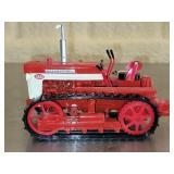 ERTL Case T-340 International Red Tractor