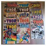 Lot of 14 Marvel
