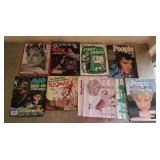 Estate lot of magazines