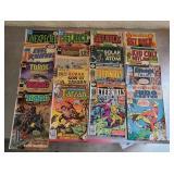 Lot of several comics