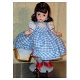 Vintage Madame Alexander Collectible Dorothy Doll