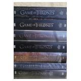 7 Seasons of Game of Thrones DVD Movies