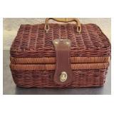 Small brown basket