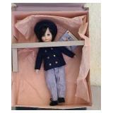 """Rubber Madame Alexander """"Little Women"""" doll"""