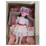 Rubber Madame Alexander degas girl doll