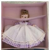 "Vintage plastic Madame Alexander ""Meg"" doll"
