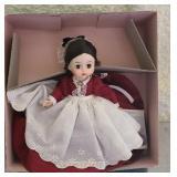 "Vintage plastic Madame Alexander ""Marme"" doll"