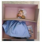 """Vintage plastic Madame Alexander """"U.S."""" doll"""