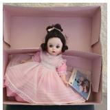 "Vintage plastic Madame Alexander ""beth"" doll"
