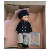 "Vintage plastic Madame Alexander ""Laurie"" doll"