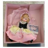 """Vintage plastic Madame Alexander """"Bo-Peep"""" doll"""