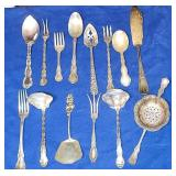 Sterling Silver, Towle, Reed & Barton, Gorham