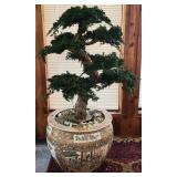 Handmade Faux Bonsai tree