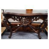 Vintage Mahogany victorian style table