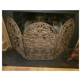 Gorgeous Cast Iron Fire Place Grate