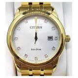 St. Steel  Citizen Watch