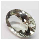Genuine Green Amethyst(17.5ct)