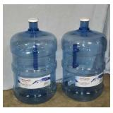 Lot of 2 americanmaid water bottle