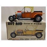 Vintage Alps Toys Hot Rod Custon T Ford Car