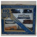 Vintage HO Electric Train Set by MARX in Box