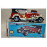 Vintage Old Time Car De Luxe in Box