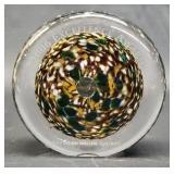 Beautiful Murano glass award
