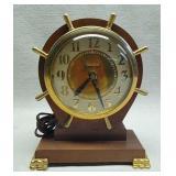United electric clock