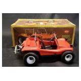 Vintage Cox plastic gas powered dune buggy