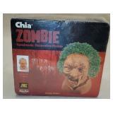 Brand New Chia Zombie Handmade Decorative Planter