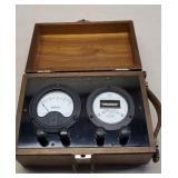 Vintage Eagle Lock Raytheon MFG Co. In Box