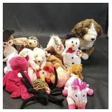 Estate lot of Ty beanie babies