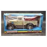 Vintage Nylint Steel classics tow truck toy