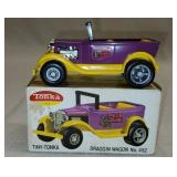 Vintage Tiny Tonka Draggin Wagon in Box